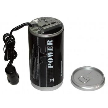 Car power inverter HQ-Tech HQ-I150U Can, DC12V-AC220V, 180W
