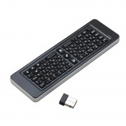Rii mini keyboard RT-MWK13[2.4G], Airmouse, universal IR remote for 8 devices, Mic, suitable for Smart TV/HTPC