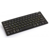 Bluetooth клавиатура HQ-Tech HQ-KB105BT, мини, слим, Android/Win/iOS