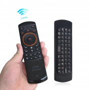 Rii mini keyboard RT-MWK25[2.4G] with Airmouse, universal learnable IR remote, suitable for Smart TV/HTPC