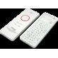 Rii Mini i6 Klawiatura Bezprzewodowa RT-MWK06 [2.4G+IR], LED podświetlenie, panel dotykowy, Pilot na podczerwień dla 2 urządzeń do Smart TV