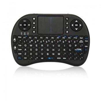 Клавиатура беспроводная Rii mini i8 (RT-MWK08), 2.4G, тачпад, для Smart TV или приставки