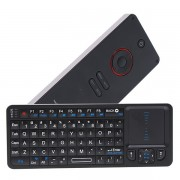Rii mini i6 keyboard RT-MWK06 [2.4G], LED light, touchpad, universal IR remote for 2 devices, suitable for Smart TV/HTPC