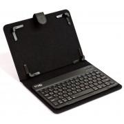 "Обложка-чехол для планшета 10.1"" с USB клавиатурой HQ-Tech LH-SKB1001U, microUSB"
