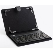"Tablet Case with Bluetooth keyboard HQ-Tech LH-SKB1001BT, 10"", PU"