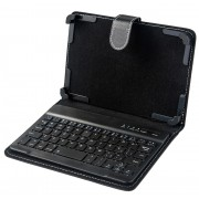 "Tablet Case with Bluetooth keyboard HQ-Tech LH-SKB0701BT, 7"", PU"