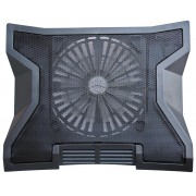 "Laptop Cooling Pad HQ-Tech HQ-CP011, 15.6"", 160mm FAN, 2xUSB"