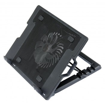 "Laptop Cooling Pad HQ-Tech HQ-CP116H, 15.6"", 160mm FAN, 2xUSB"
