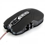 Gaming Mouse Jason JS-X9, 9D, Optical 2400DPI, 4x breathing LED