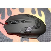 Gaming Mouse A-Jazz Green Hornet (Black), Optical 2000DPI