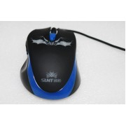 Gaming Mouse SUNT GM263 Batman, 6D, 1600DPI