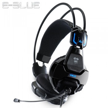 Headphones E-Blue Cobra HS707, LED