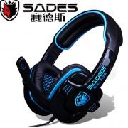 Headphones Sades SA708