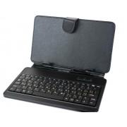 "Обложка-чехол для планшета 7"" с USB клавиатурой HQ-Tech LH-SKB0701U, microUSB"