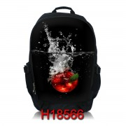 "Backpack with picture for laptop 15.6"" HQ-Tech, thousand photos available"