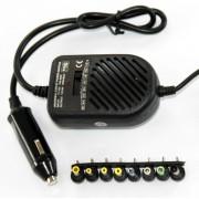 Адаптер питания для ноутбука HQ-Tech HQ-D90M, автомобильный 90W